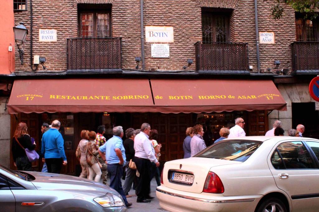 restaurante mais antigo do mundo