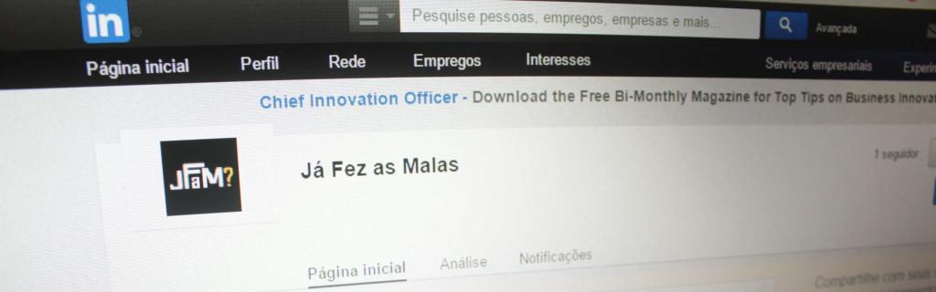 LinkedIn Ja Fez as Malas