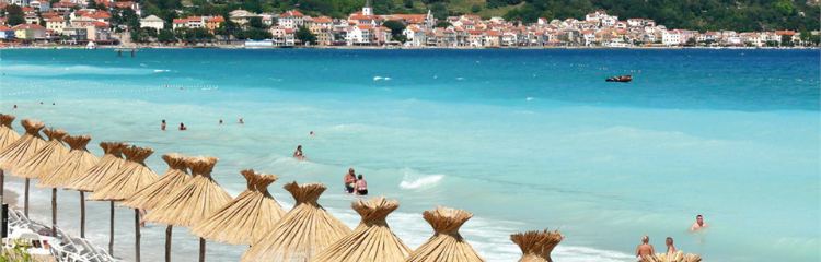 Praia Croácia - Vela