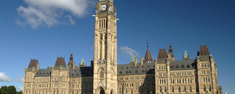 pontos-turisticos-do-canada-parlamento