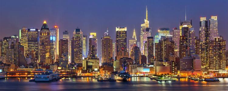 Cidades dos estados unidos conhe a as principais j fez for Immagini new york a natale