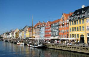 Morar na Dinamarca