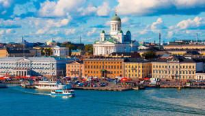 Morar na Finlândia