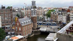 Morar na Holanda