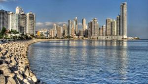 Morar no Panamá é como estar em Dubai, devido aos arranha-ceús espalhados pelo local