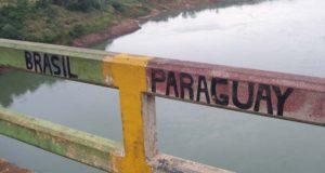Ponte da Amizade, que liga o Brasil ao Paraguai