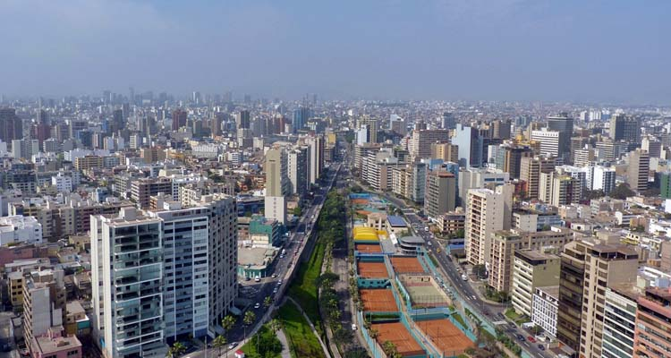 Lima, capital do Peru