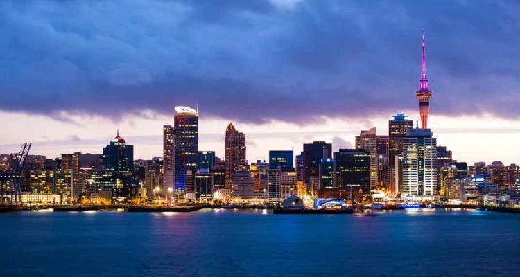 Wellington, um dos destinos mais procurados para morar na Nova Zelândia