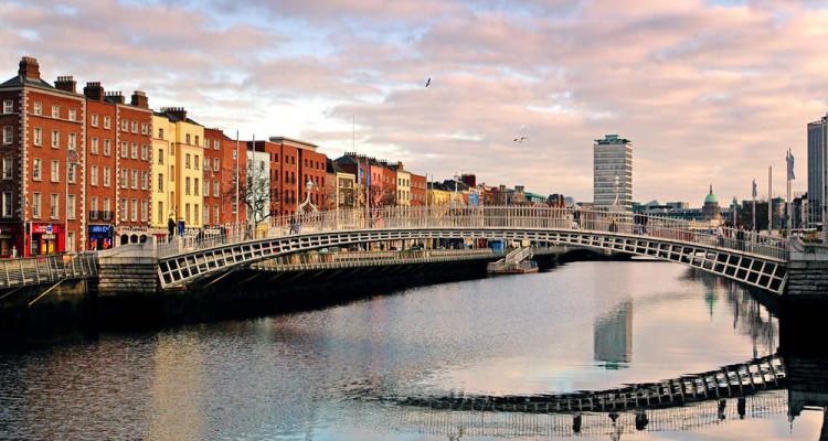 Dublin, na Irlanda