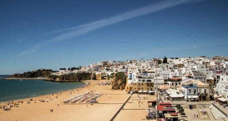 Albufeira, excelente opção sobre o que fazer no Algarve