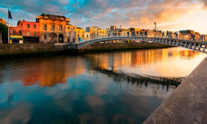 Dublin, destino favorito de quem quer morar na Irlanda