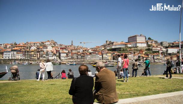 Aposentados em Portugal