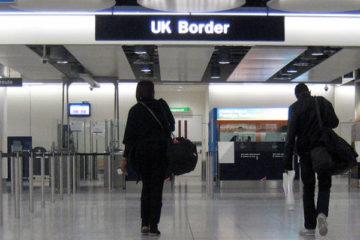 Controle de Passaporte