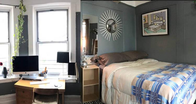 apartamento em brooklyn no airbnb