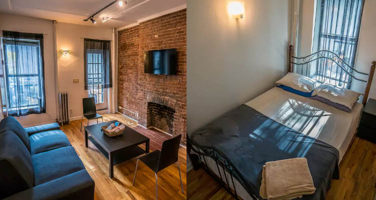 apartamento em Chelsea no airbnb