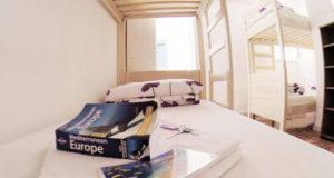 Hostel cadastrado no Worldpackers