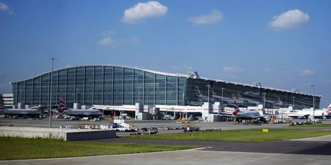 Heathrow, em Londres