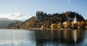 Bled é uma das dicas sobre o que ver na Eslovênia