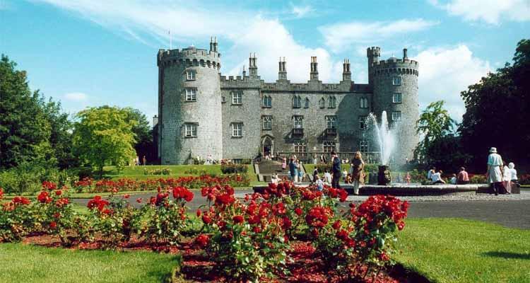 Kilkenny, cidade na Irlanda