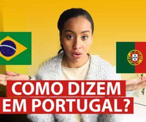 português de Portugal para brasileiros