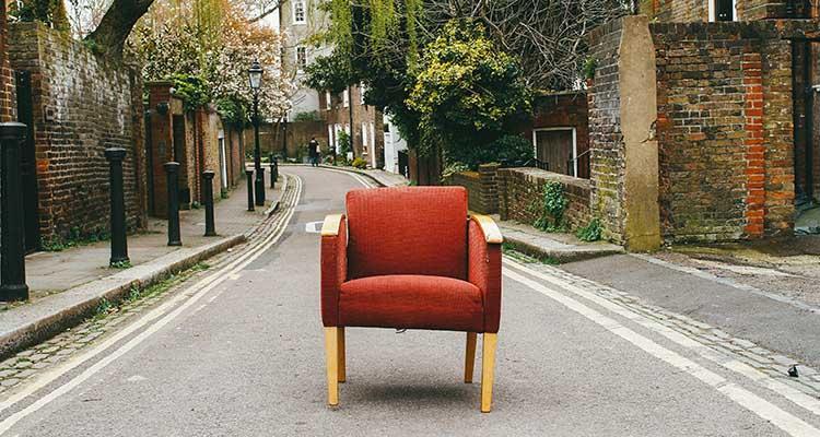 Imóveis sem mobília