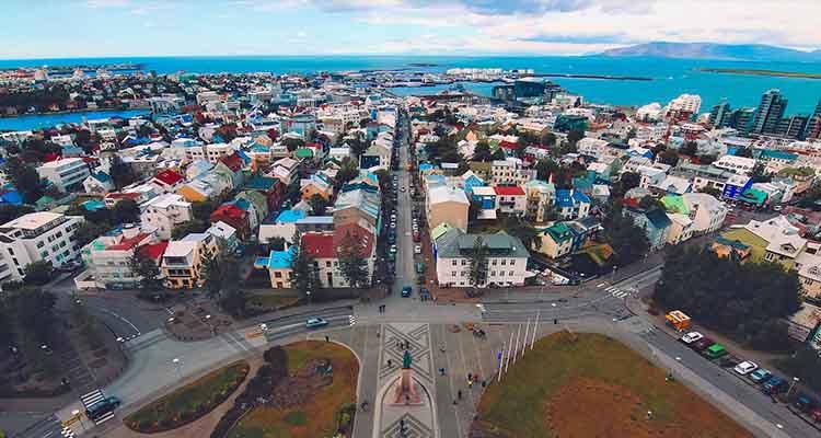 Estudar na Islândia