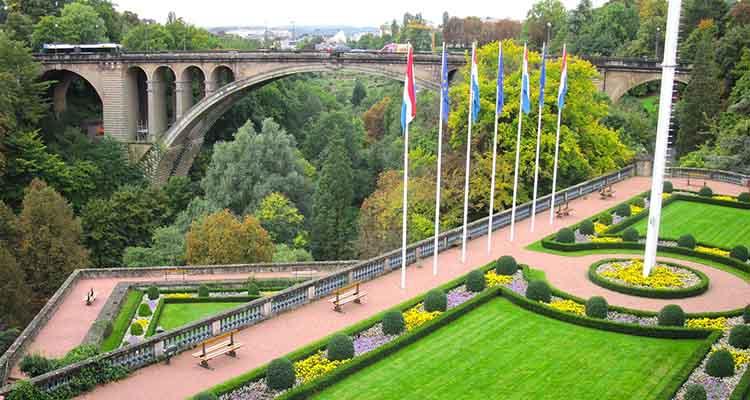 Estudar em Luxemburgo