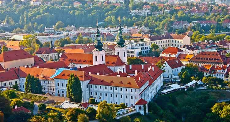 Estudar na República Tcheca