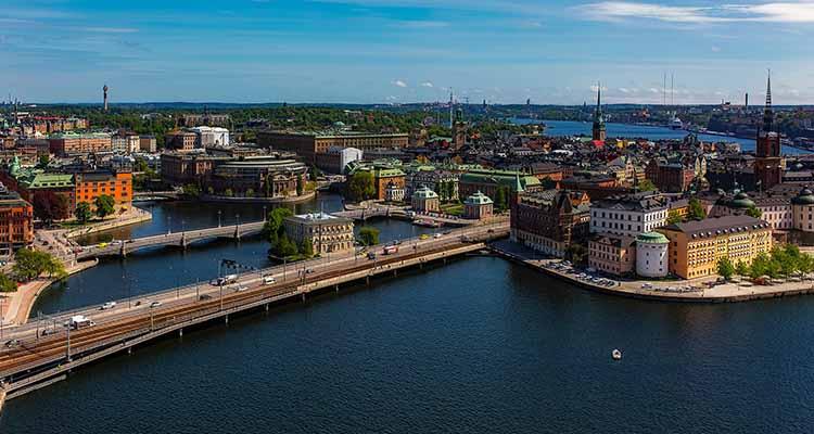 Estudar na Suécia