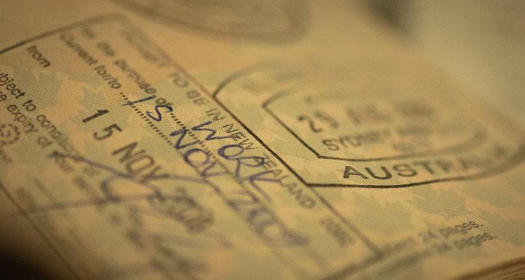 Visto australiano