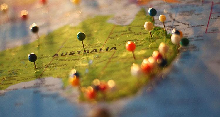 Visto para a Austrália