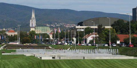Zagreb, Corácia