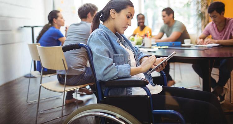 Confira bolsas de estudos para portadores de deficiência