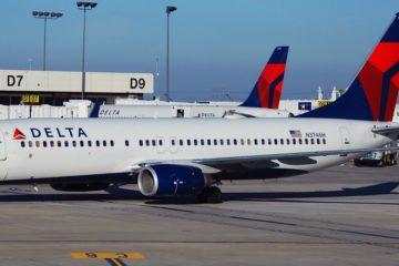 Delta vai oferecer quase 10 mil dólares para passageiros cederem lugar em voo com overbooking