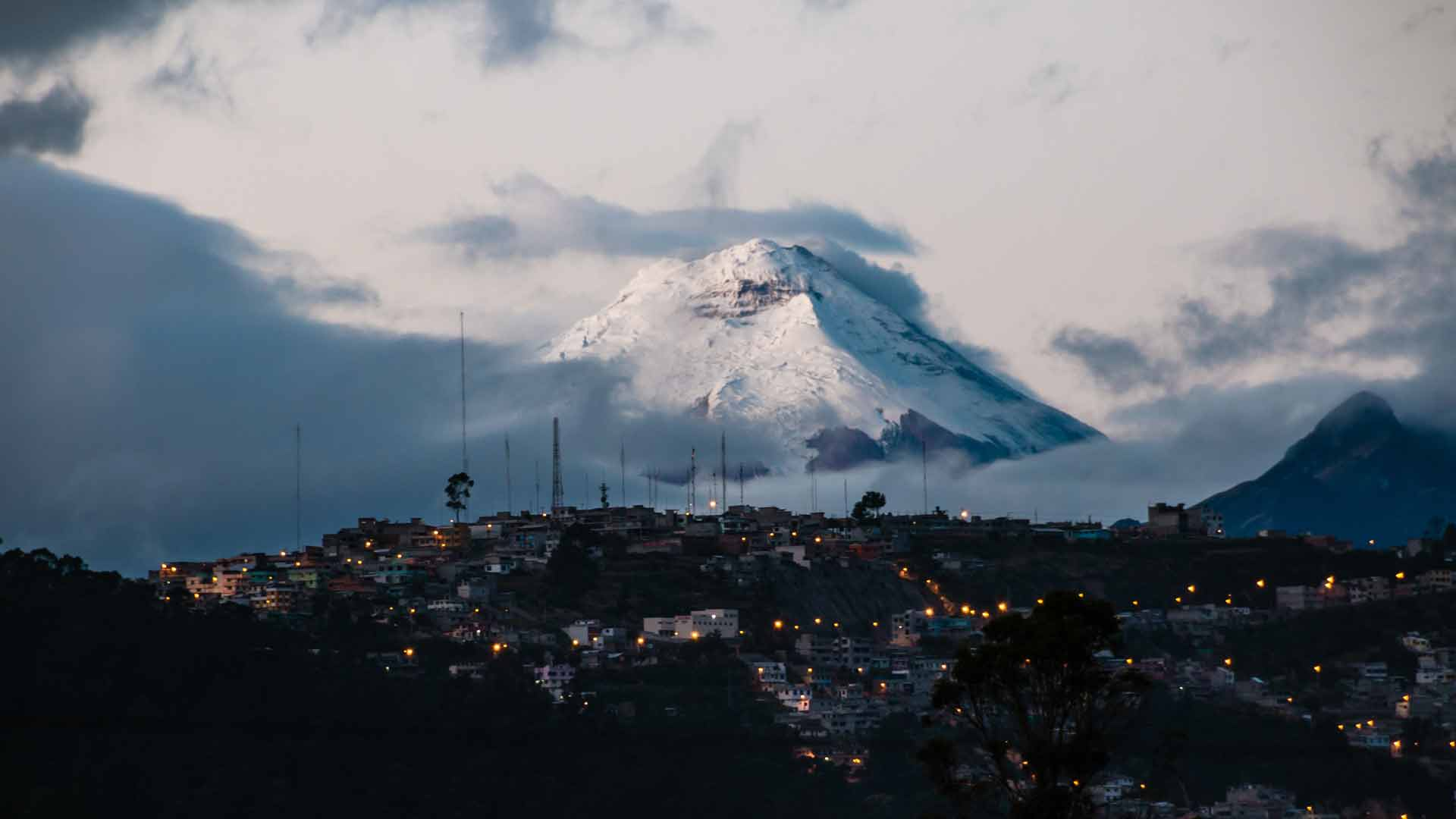 Quito, no Equador