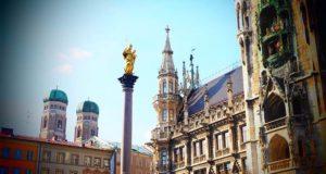 Munique é um dos muitos destinos para visitar pela Europa Central