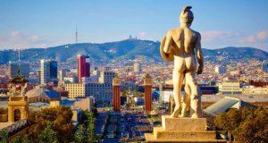 Barcelona é uma das cidades neste roteiro pela Europa Ocidental