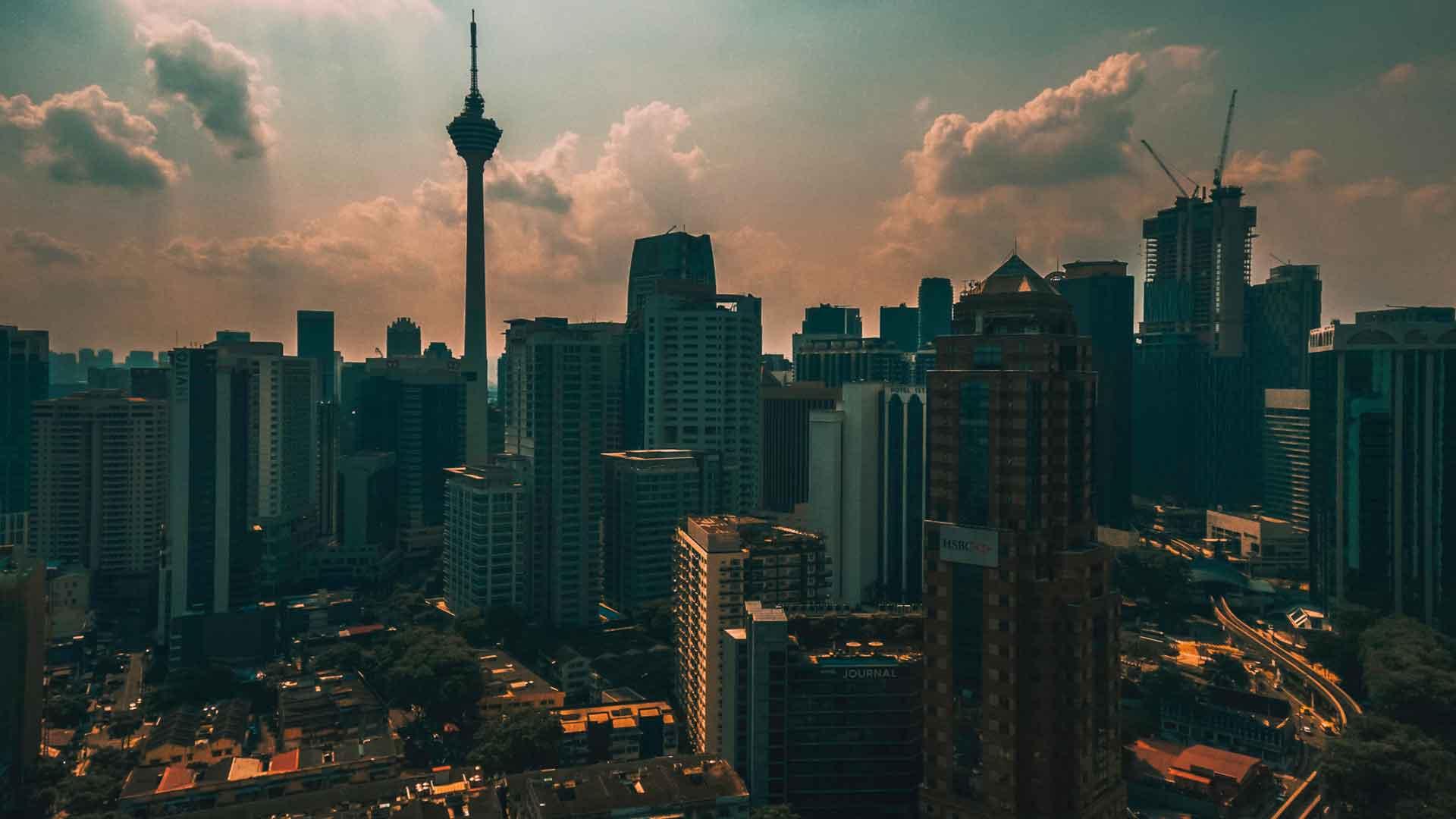 Kuala Lumpur, na Malásia