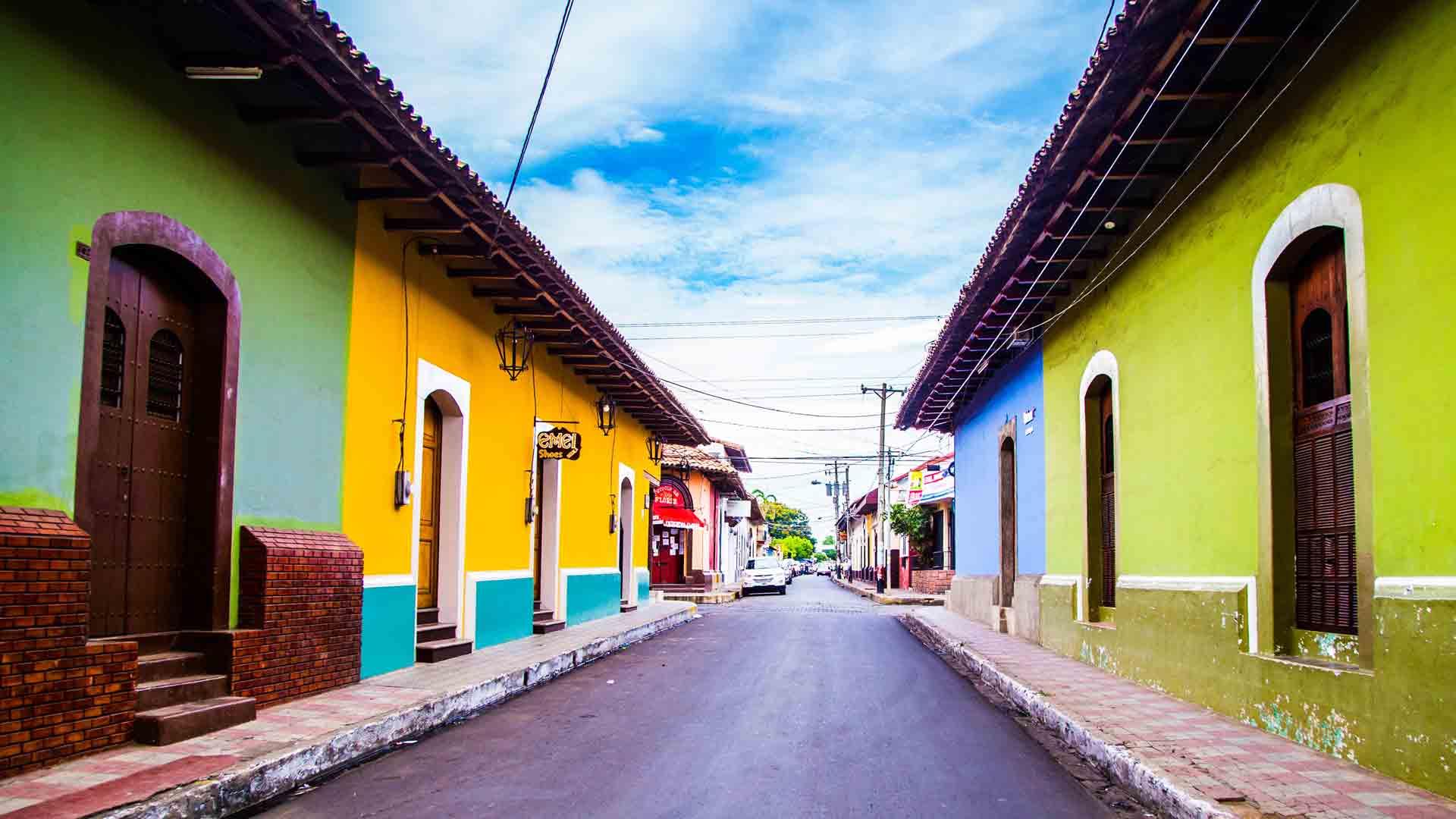 Leon Department, na Nicarágua