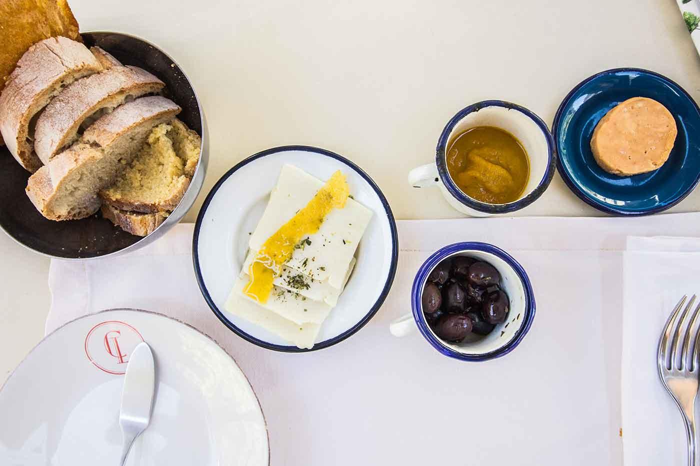 Courvet do Café Lisboa