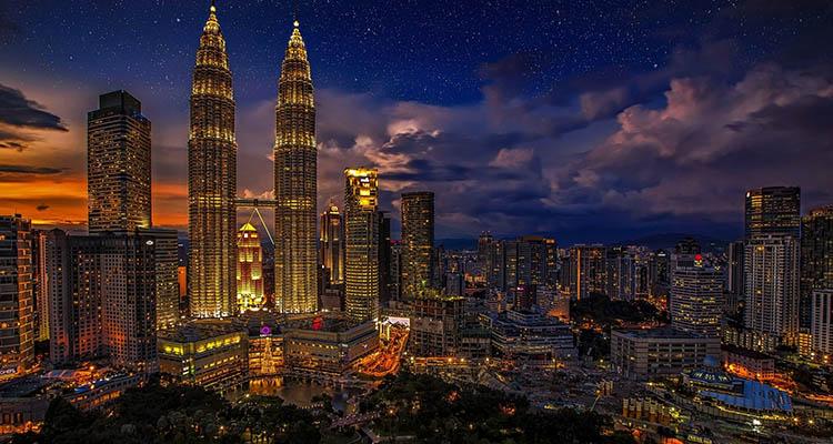 Conheça os custos e vistos para morar na Malásia