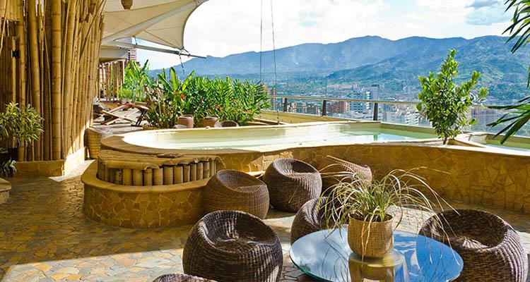 Diez Hotel, em Medellín