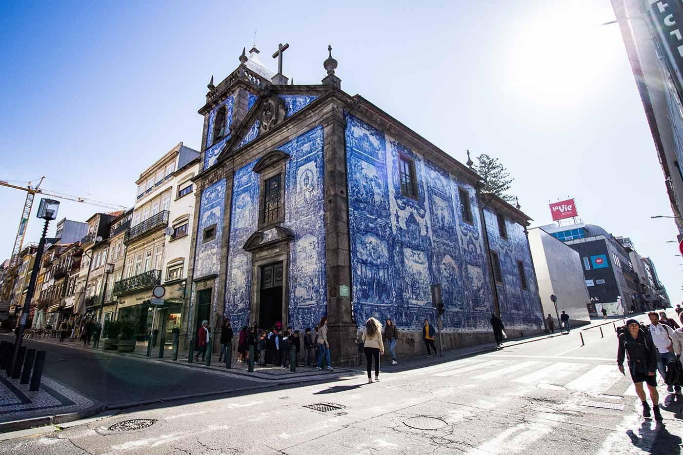Capela de Santa Catarina, , no Porto