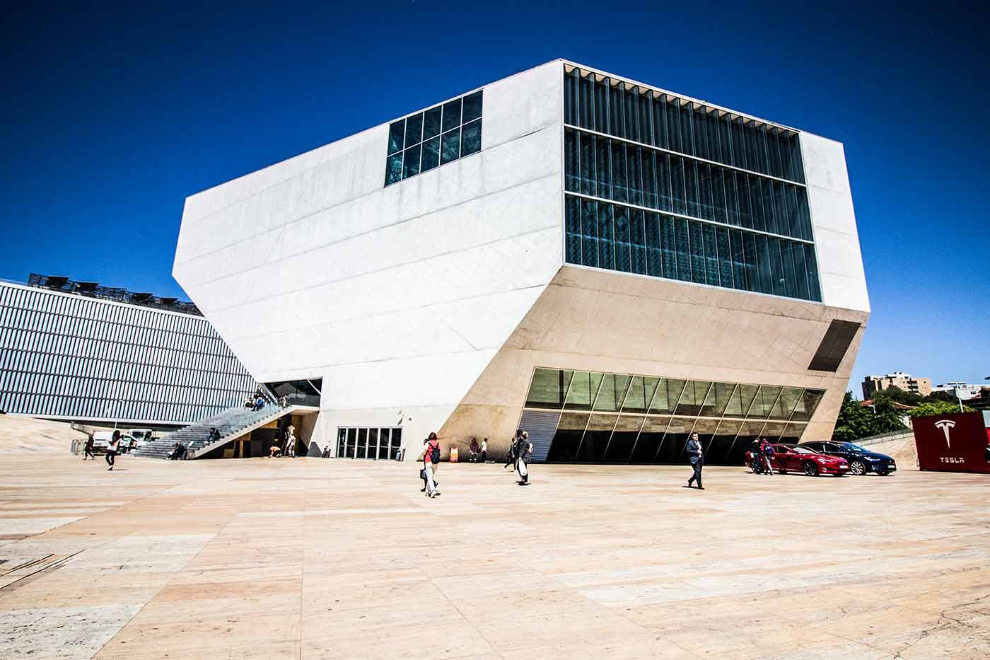 Casa da Música, no Porto