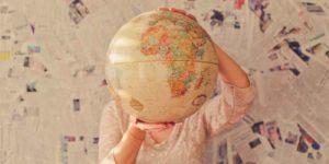 Mulher que viaja