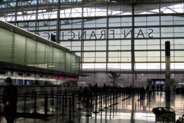Quer ir do aeroporto de São Francisco para o centro? Confira as opções de transporte mais viáveis.