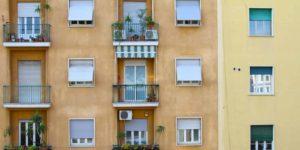 casa na Itália, em Roma