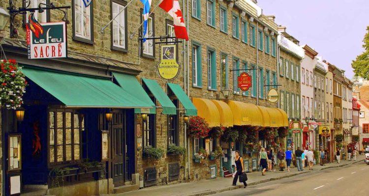 Centro do Québec