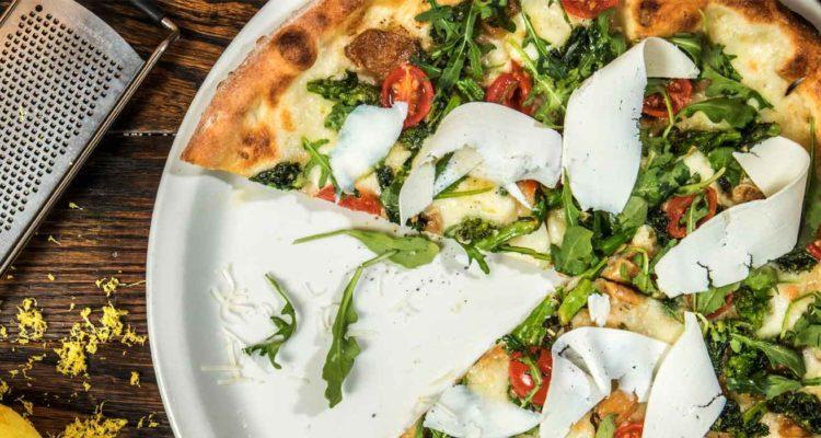 pizza na italia