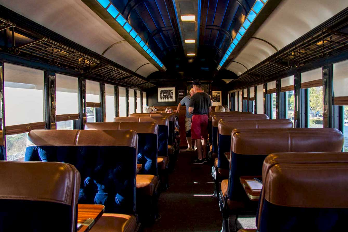 Wine Train, Napa Valley